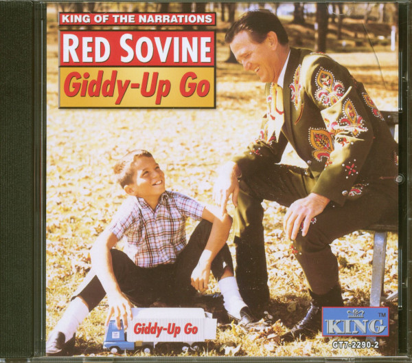 Giddy-Up Go (CD)