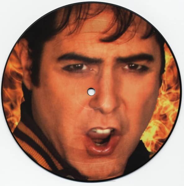 Rebel Dean 7inch, 45rpm, EP, SC Picture Disc - Limited Edition