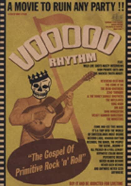Voodoo Rhythm - A Movie To Ruin Any Party!