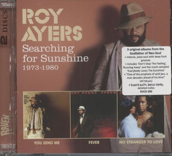 Searching For Sunshine - Three Original Albums (2-CD)