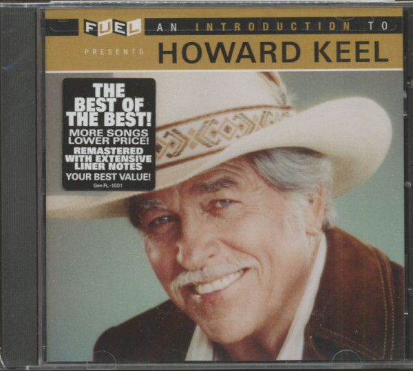 An Introduction To Howard Keel (CD)