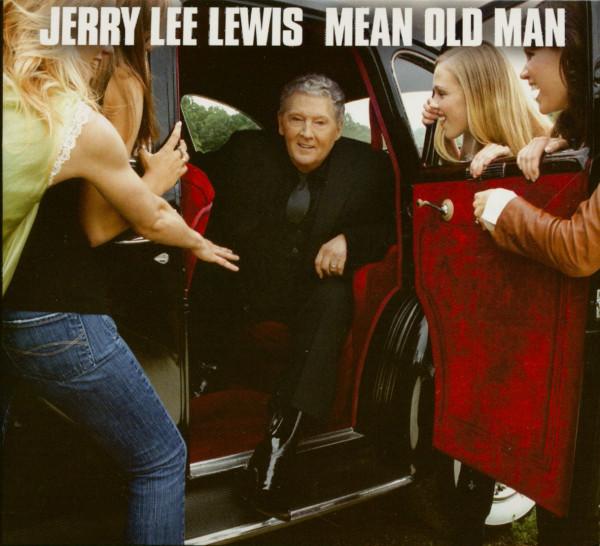 Mean Old Man...plus (CD) Million Dollar Quartet Custom Edition