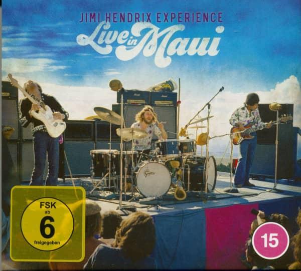 Live In Maui (2-CD, 1-Blu-ray)