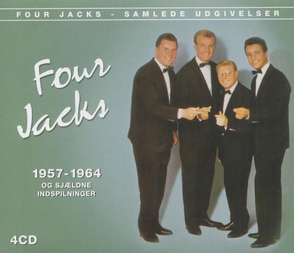 1957-1964 (4-CD)