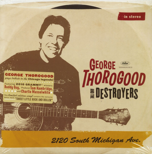 2120 South Michigan Avenue (2-LP, 180g Vinyl, Ltd.)