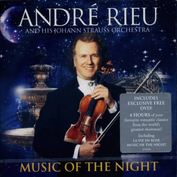 Music Of The Night (CD+DVD)