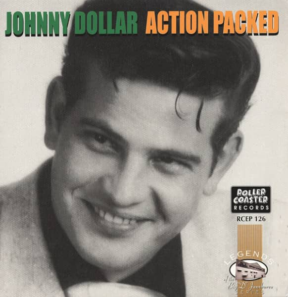 Action Packed 7inch, 45rpm, EP, PS