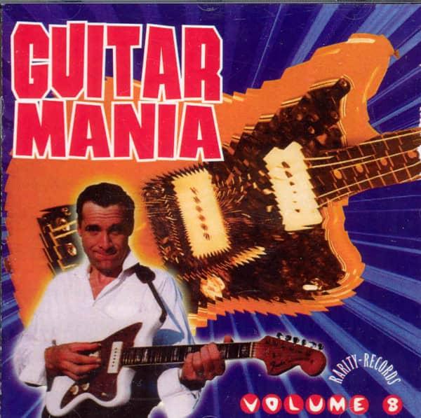 Vol.8, Guitar Mania