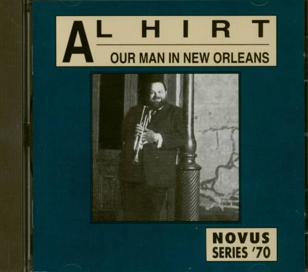 Our Man In New Orleans (CD)