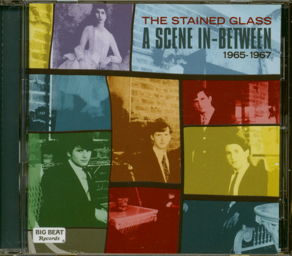 The Stained Glass - A Scene In-Between 1965-1967 (CD)