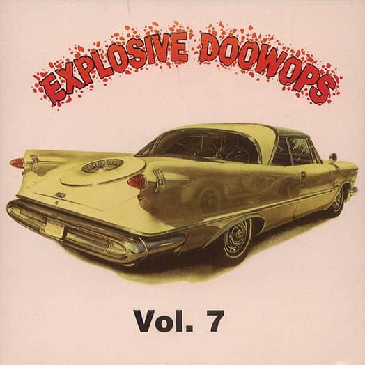 Vol.07, Explosive Doo Wop