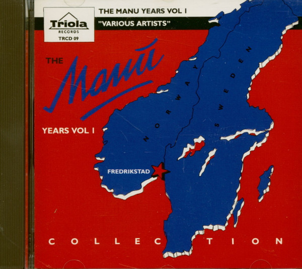 The Manu Years Vol.1 (CD)