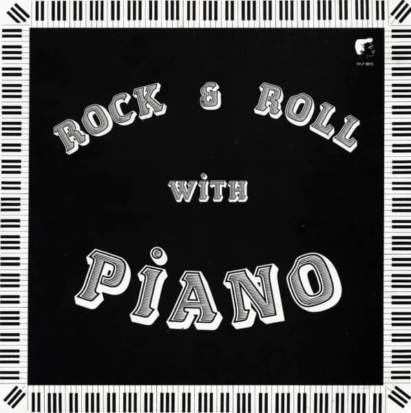 Rock & Roll With Piano (LP)