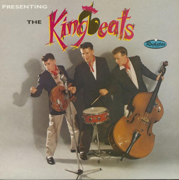 The Kingbeats (LP)