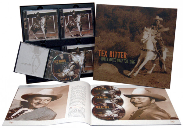 Have I Stayed Away Too Long (4-CD Deluxe Box Set)