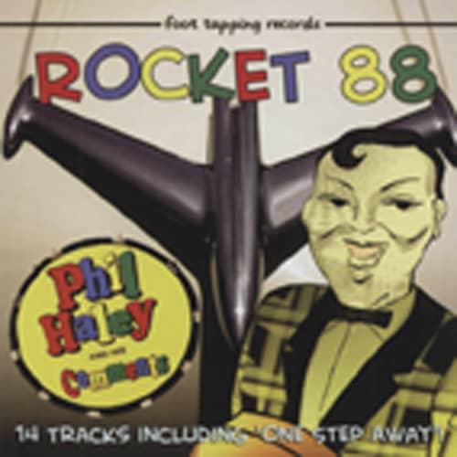 Rocket 88 (CD)