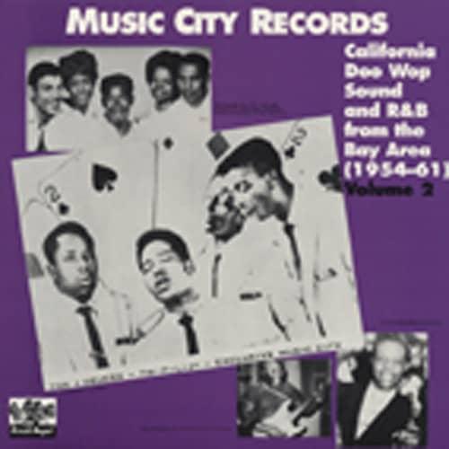 Vol.2, Music City Records (1954-61)