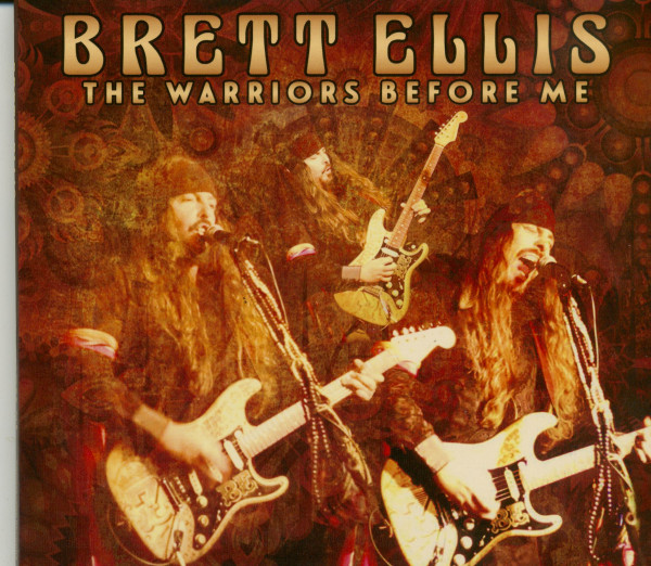 The Warriors Before Me (CD)