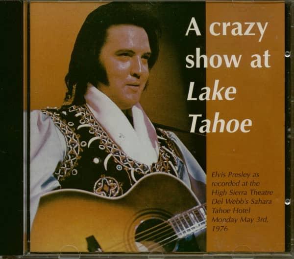 A Crazy Show At Lake Tahoe (CD)