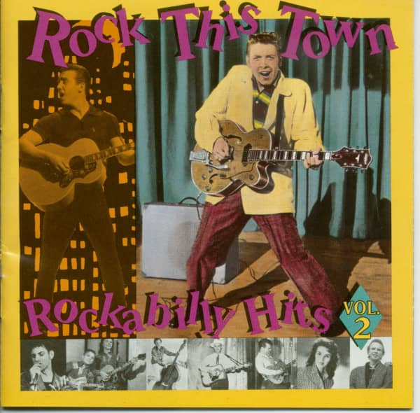 Rock This Town Vol.2 (CD)