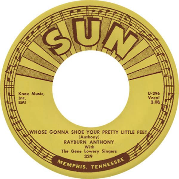 Whose Gonna Shoe Your ... - There's No 7inch, 45rpm