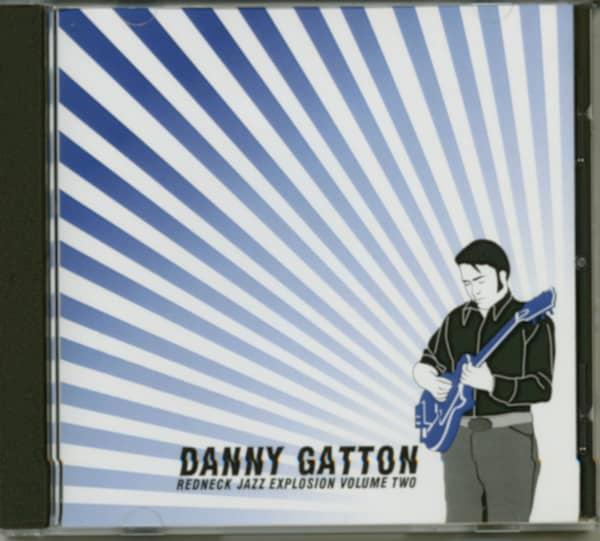 Redneck Jazz Explosion Vol.2 (CD)