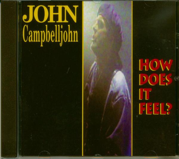 How Does It Feel? (CD)