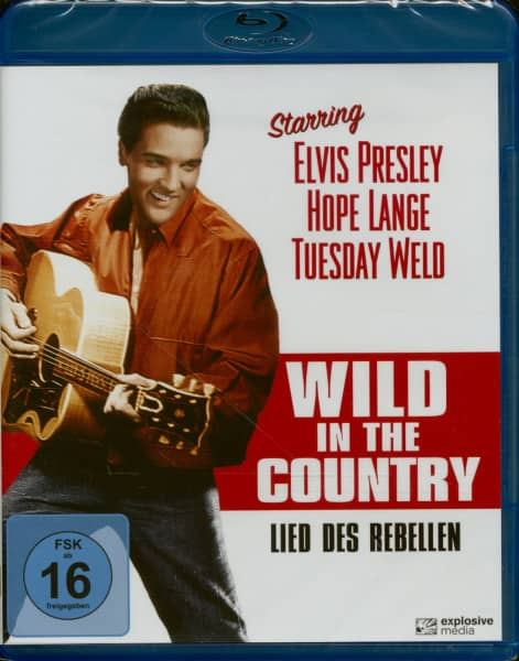 Wild In The Country - Lied des Rebellen (Blu-Ray Disc)