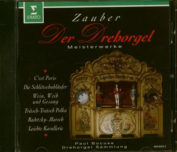 Zauber der Drehorgel (CD)