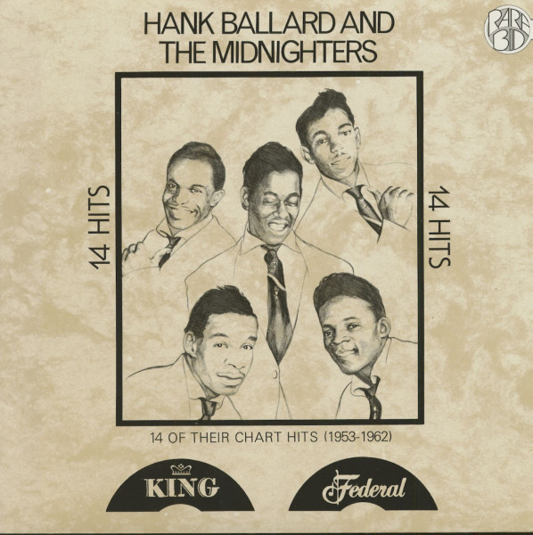 14 Of Their Chart Hits 1953-1962 (LP)