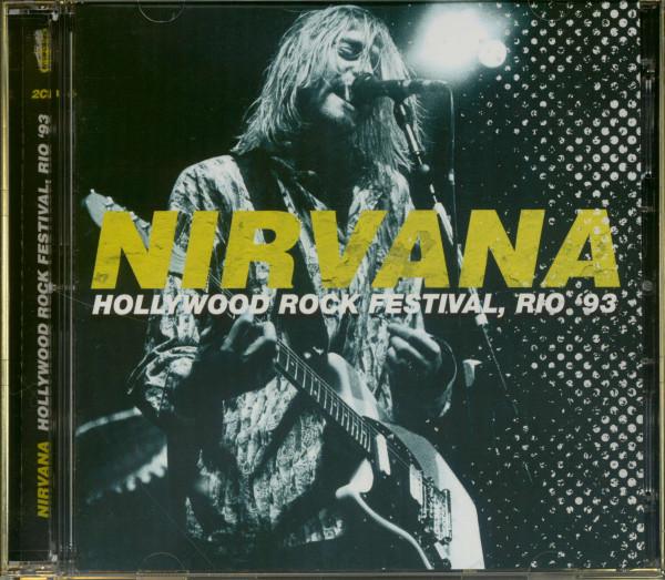 Hollywood Rock Festival, Rio '93 (2-CD)