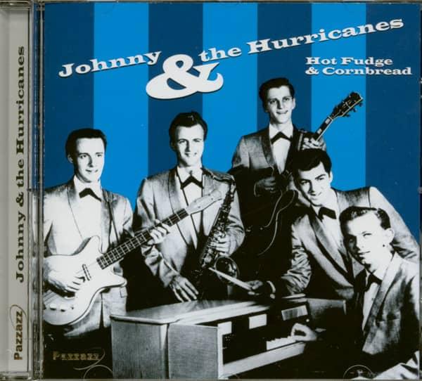 Hot Fudge & Cornbread (CD)