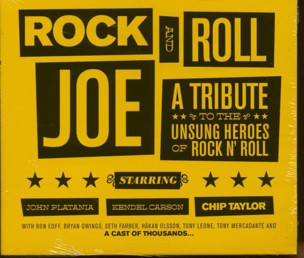 Rock & Roll Joe (CD)