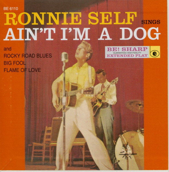 Ain't I'm A Dog 7inch EP, 45rpm, Picture Sleeve, Ltd.(150)