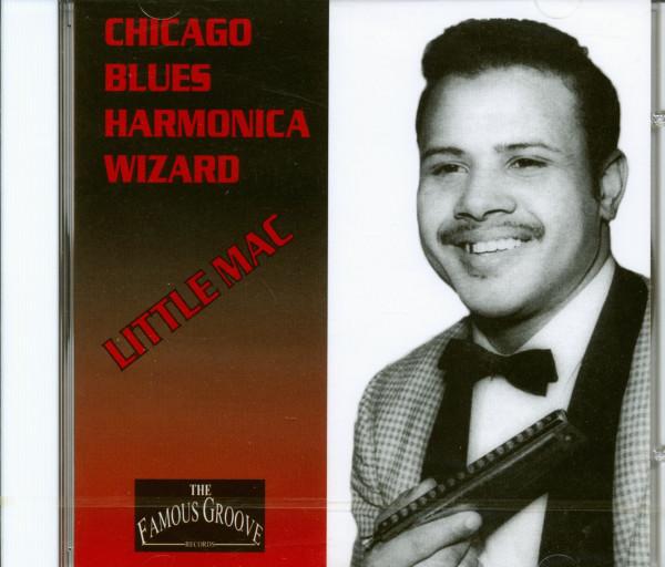 Chicago Blues Harmonica Wizard (CD)