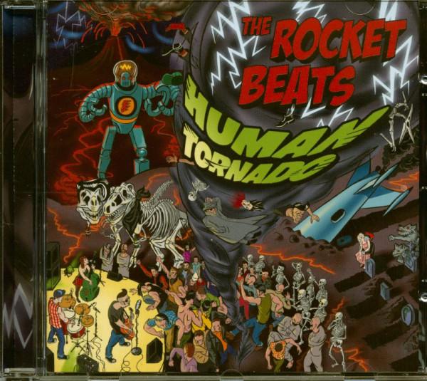 Human Tornado (CD)