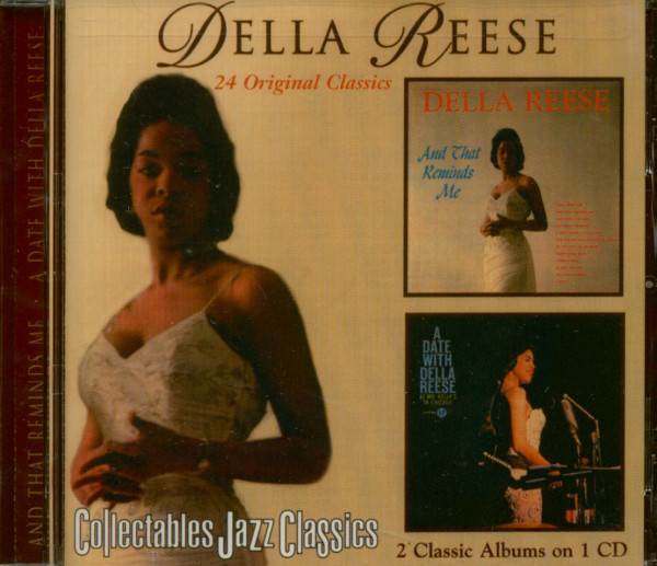 And That Reminds Me - A Date With Della Reese (CD)