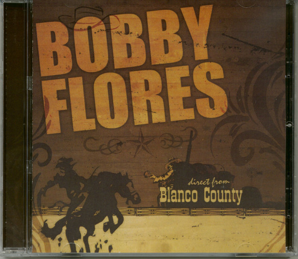 Direct From Blanco County (CD)