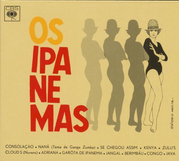 Os Ipanemas (CD)