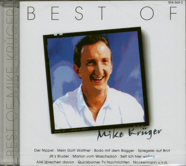 The Best Of Mike Krüger (CD)