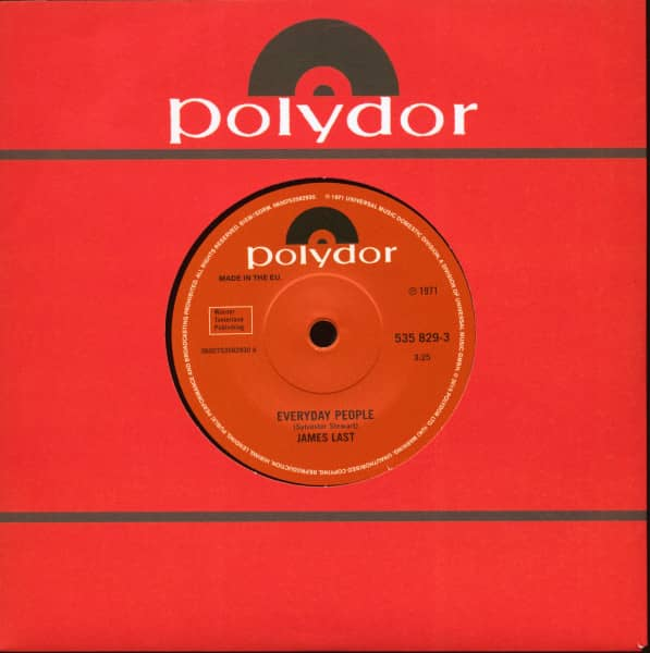 Everyday People - Here Comes The Sun (7inch, 45rpm, SC)