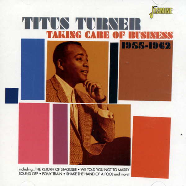 Taking Care Of Business (1955-1962)(2-CD)