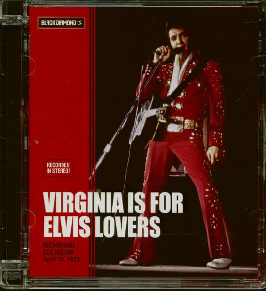 Virginia Is For Lovers (CD)