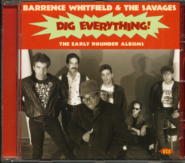 Dig Everything! The Early Rounder Albums (CD)