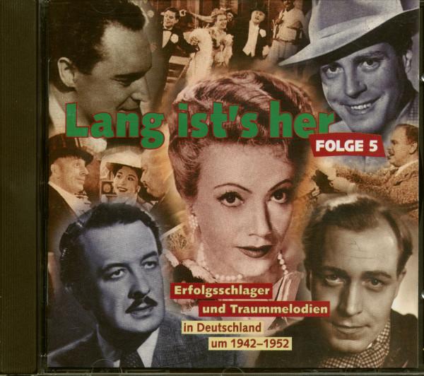 Lang ist's her Vol.5 (CD)