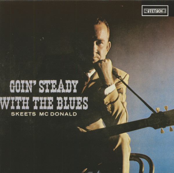 Goin' Steady With The Blues (Vinyl)