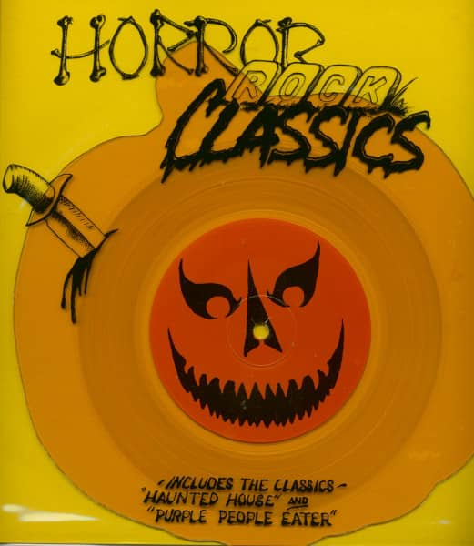 Horror Rock Classics (LP 10inch Shape)