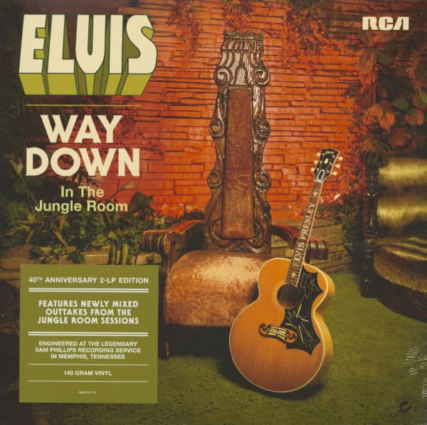 Way Down In The Jungle Room (2-LP)