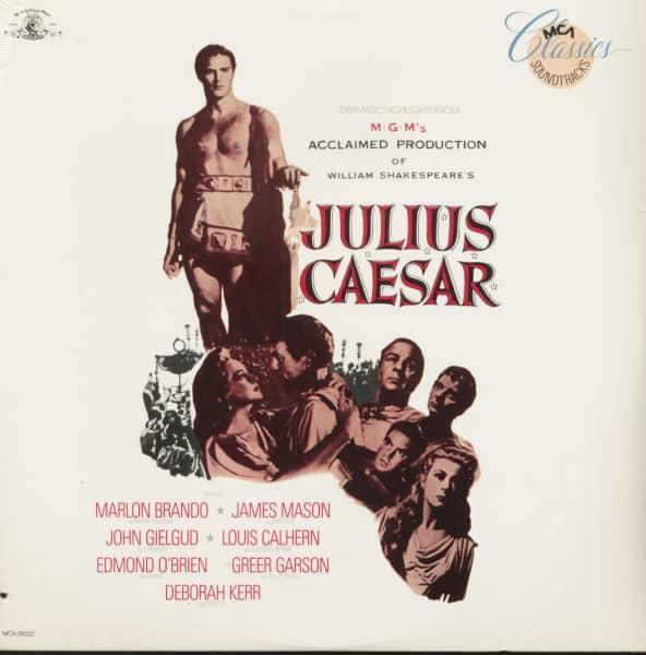 Julius Caesar - Soundtrack (LP)