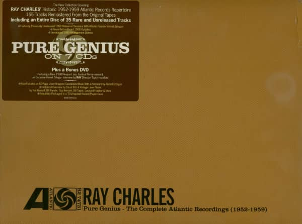 Pure Genius - Complete Atlantic 7-CD&DVD (0)